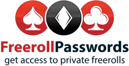 Poker Freeroll Passwords